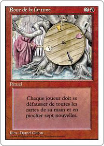 Wheel of Fortune (Français) - Magic the Gathering