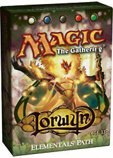 - Lorwyn Theme Deck Elementals' Path (ENGLISH) FACTORY SEALED NEW MAGIC ABUGames