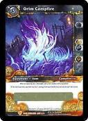 WOW TCG Loot Card