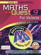 Maths Quest 9