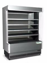 GLRSS-1M30 STAINLESS STEEL DAIRY DISPLAY , GRAB AND GO FRIDGE Clyde Parramatta Area Preview