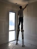 Drywall, taping, painting available immediately. Family service!