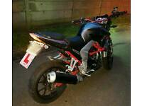 Lexmoto Venom 125cc - Not Yzf cbr cbf gsx ktm dna Yamaha honda