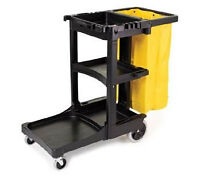 SALE - MUST HAVE ! JANITORIAL CART FOR ONLY $109