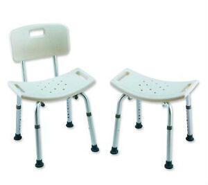 Bath Chairs and Shower Transfer Benches