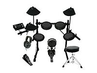 Electric Drum Kit Professional Percussion