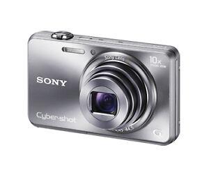 Refurbished-Sony-Cyber-shot-WX150-18-2-MP-Megapixel-Digital-Camera-HD-Video