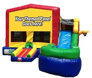Obstacles Course, Bouncy Castle Inflatables Slides TSSA Licensed
