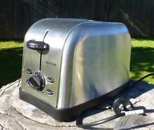 2 slice stainless steel toaster North Ryde Ryde Area Preview