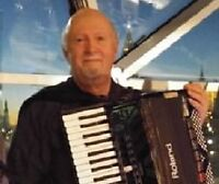 SOLO ACCORDIONIST - BACKGROUND MUSIC FOR ANY EVENT