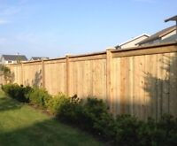 In need of a new fence ?