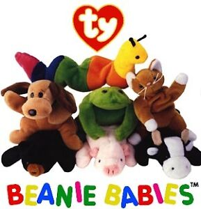 mcdonalds beanie babies ebay. Black Bedroom Furniture Sets. Home Design Ideas