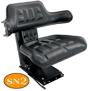 New Universal Spring Seats - Black and Yellow Available