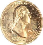 Bicentennial Gold Coin