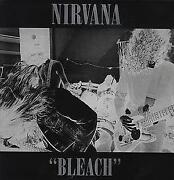 Nirvana Vinyl Bleach