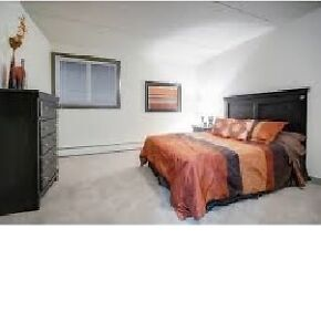 1 Bedroom with parking from April, 2017