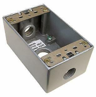on Trailer Electrical Junction Box
