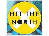 Hit The North Newcastle Festival Tickets