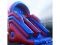 Busy Commercial Bouncy Castle Business for Sale with £4000 worth of bookings before summer!