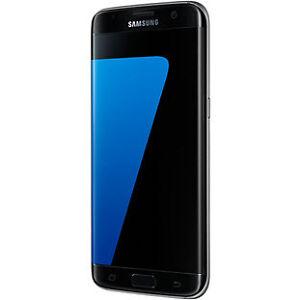 New Black Samsung Galaxy S7 Edge, UNLOCKED, 32 Gb