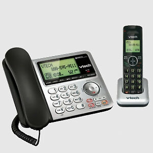 VTech CS6449 DECT Cordless Phone & Wired base/answering machine