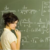 PRIVATE TUTOR: Physics, Chemistry, Calculus (in-home)