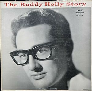 Two Buddy Holly albums-Buddy Holly Story/B. Holly & The Crickets Kitchener / Waterloo Kitchener Area image 1