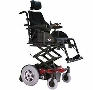 Wanted- Paying cash for electric wheelchair with elevating seat