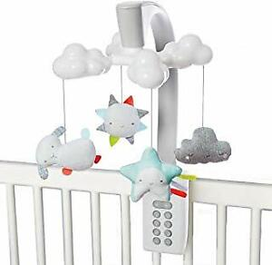 Skip Hop Baby Crib Mobile, Moonlight & Melodies With Projection,