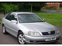 Vauxhall Omega 2.2 i 16v CD 4dr LONG MOT