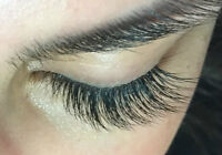 EYELASH EXTENSIONS..LOVE YOUR LASHES