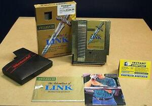 The Adventure of Link  Zelda II pour Nes