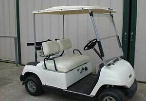 looking for a cheap golf cart that may need service or repairs