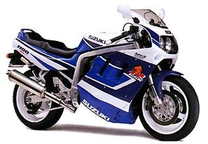 Wanted:91 GSXR 750 or 1100
