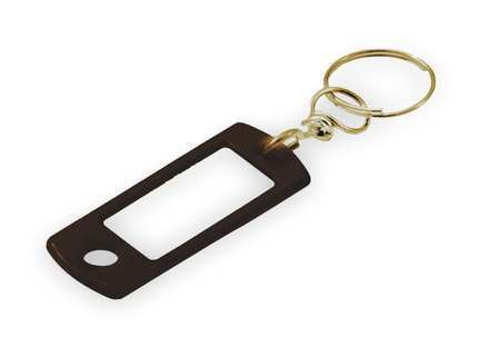 Lucky Line Products 16830 Swivel Ring Key Tag,Pk50