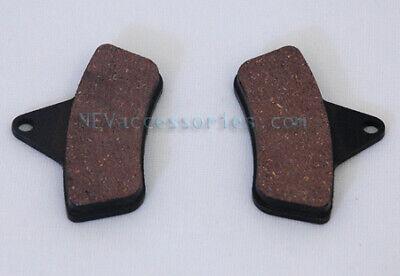 Car Parts - GEM CAR PARTS - Front Brake Pads, Fits 2005-2012