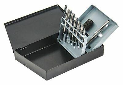 Westward 5pxj0 Tap And Drill Bit Setelectrician13 Pcs