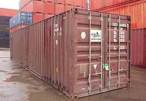 20' and 40' Sea Containers For Sale!