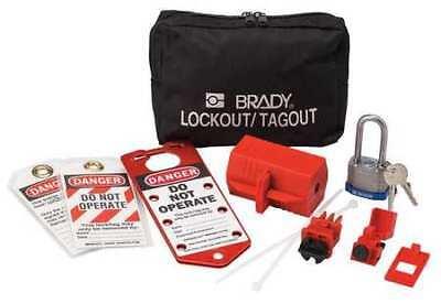Brady 65291 Portable Lockout Kitfilledelectrical8