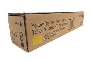 Genuine Xerox 006R01202 (6R1202) Yellow Toner Cartridge