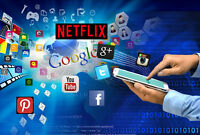 High Speed Internet And TV Services!!!