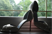 Christian louboutin wedding shoes - souliers mariage