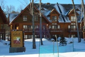 Ski-in-Ski-out Tremblant Luxury Condo Rental - Christmas Special