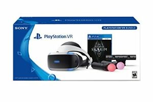 Playstation VR Bundle w/ Skyrim and Demo Game