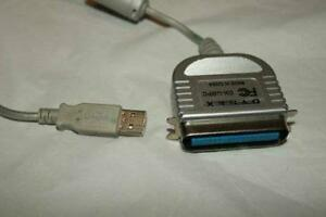 Dynex USB and Parallel Converter Cable DX-UBPC