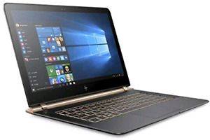 HP Spectre Top Of The Line Ultra Thin Laptop