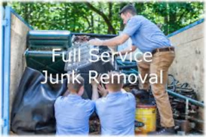 FREE JUNK REMOVAL