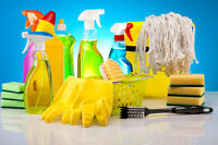 Hiring experienced cleaner