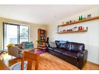 Large and spacious apartment with a private blacony in this development with a porter.