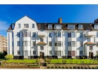 Fantastic value two bedroom apartment in an immaculately maintained mansion block development- SW2